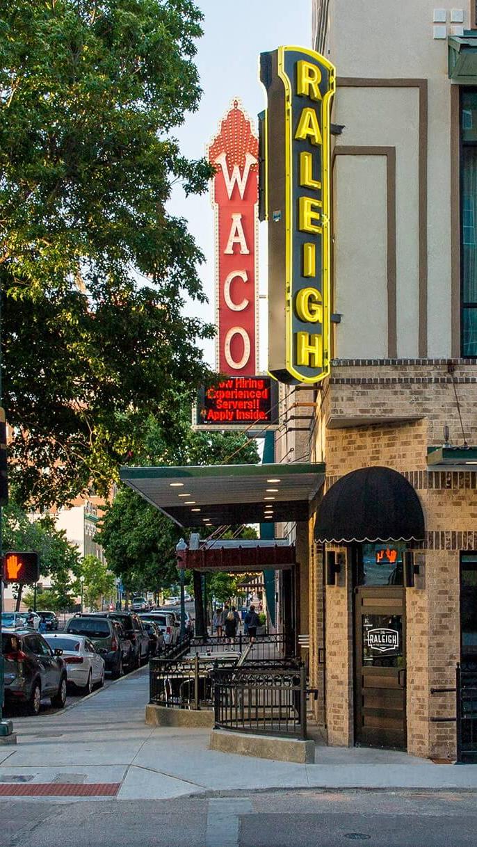 Waco-Landmark