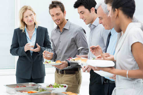 Catering Tips for Different Types of Corporate Events